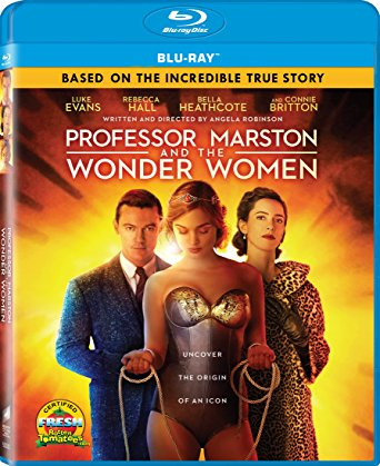 LA GENESI DI WONDER WOMAN - BLU RAY