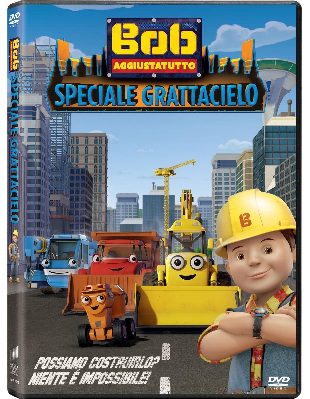 BOB AGGIUSTATUTTO - GRATTACIELI FANTASTICI (DVD)