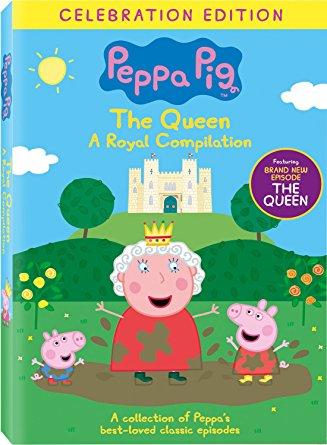 PEPPA PIG - LA REGINA (DVD)