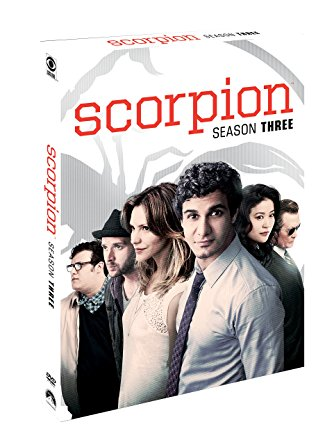 COF.SCORPION - STAGIONE 03 (6 DVD) (DVD)