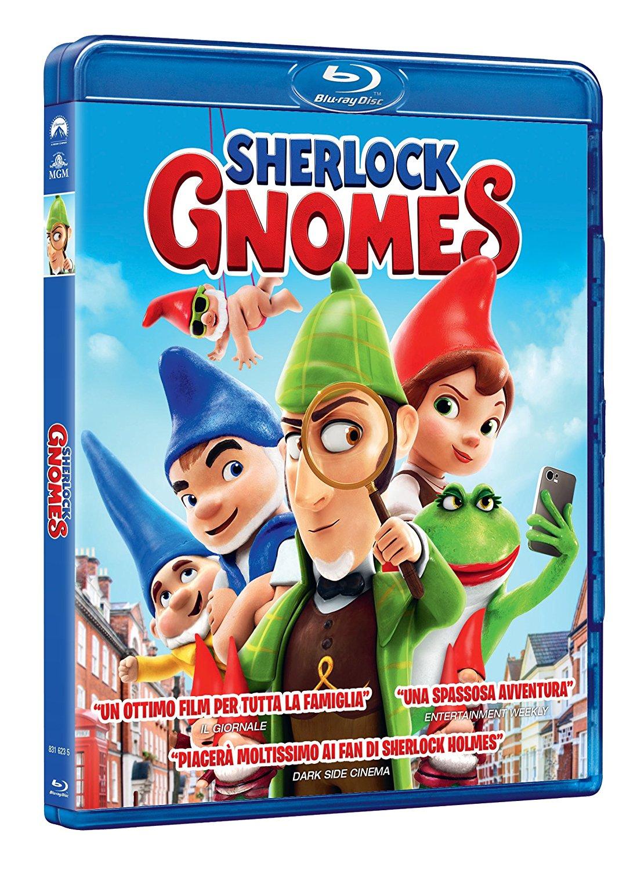 SHERLOCK GNOMES - BLU RAY