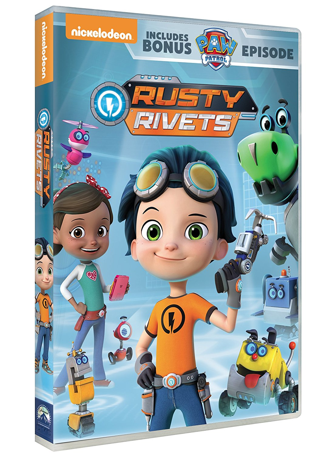 RUSTY RIVETS (DVD)