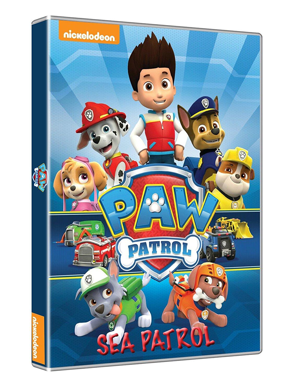 PAW PATROL - SEA PATROL (DVD)