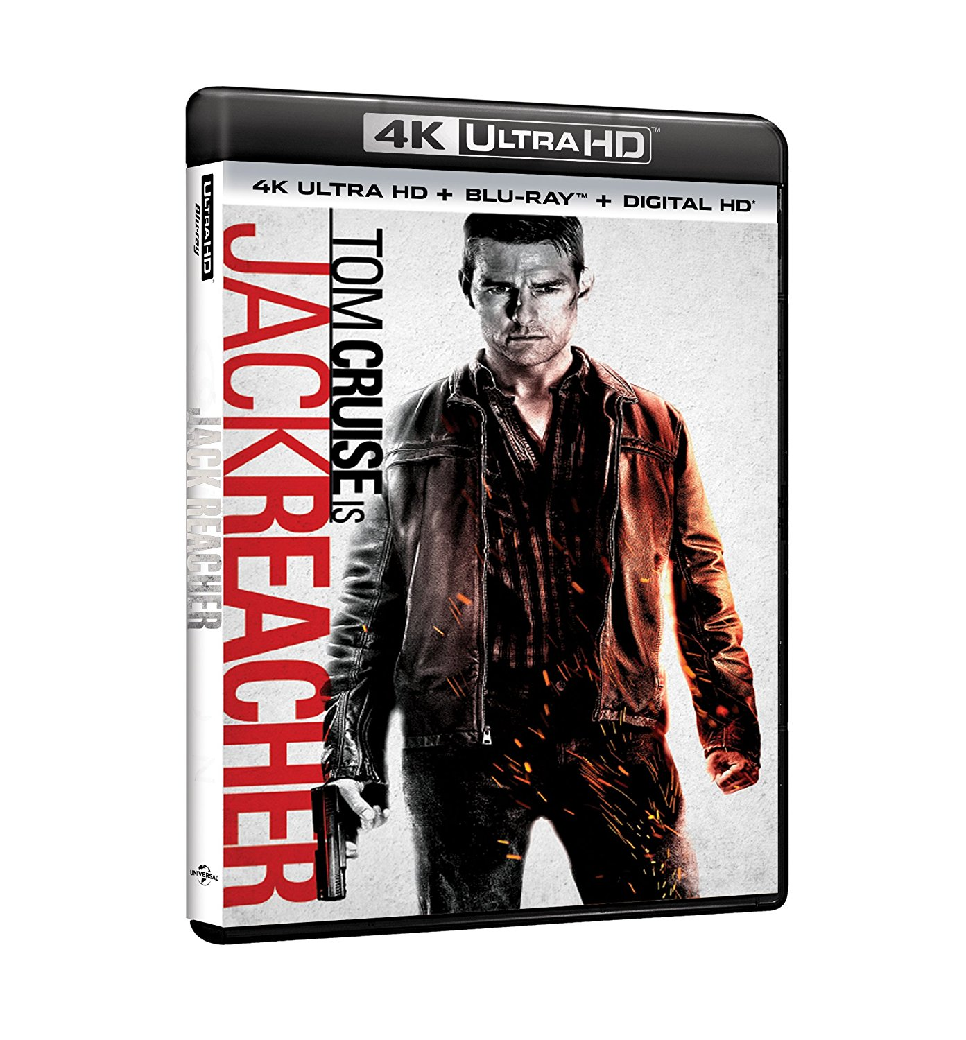 JACK REACHER - LA PROVA DECISIVA (4K UHD+BLU-RAY)