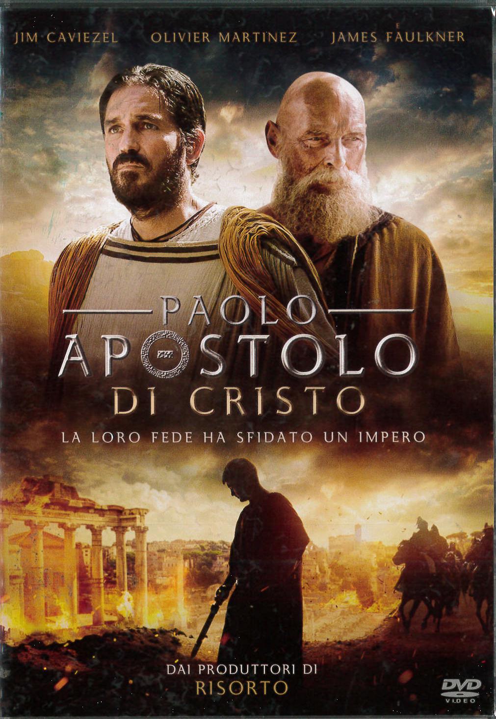 PAOLO APOSTOLO DI CRISTO (DVD)