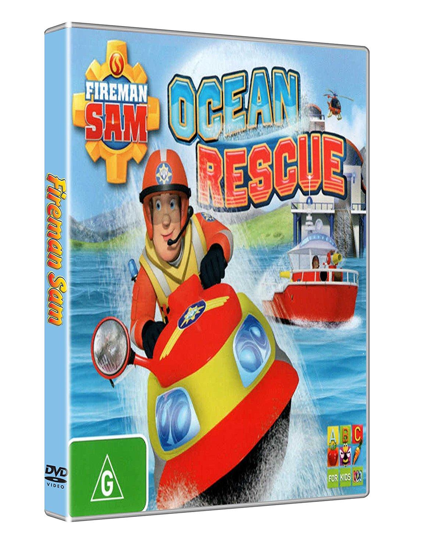 SAM IL POMPIERE - SALVATAGGIO NELL'OCEANO (DVD)