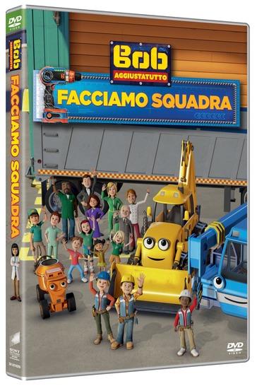 BOB AGGIUSTATUTTO - FACCIAMO SQUADRA (DVD)