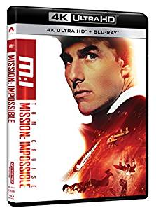 MISSION IMPOSSIBLE (4K UHD + BLU RAY)