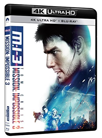 MISSION IMPOSSIBLE 3 (4K UHD + BLU RAY )