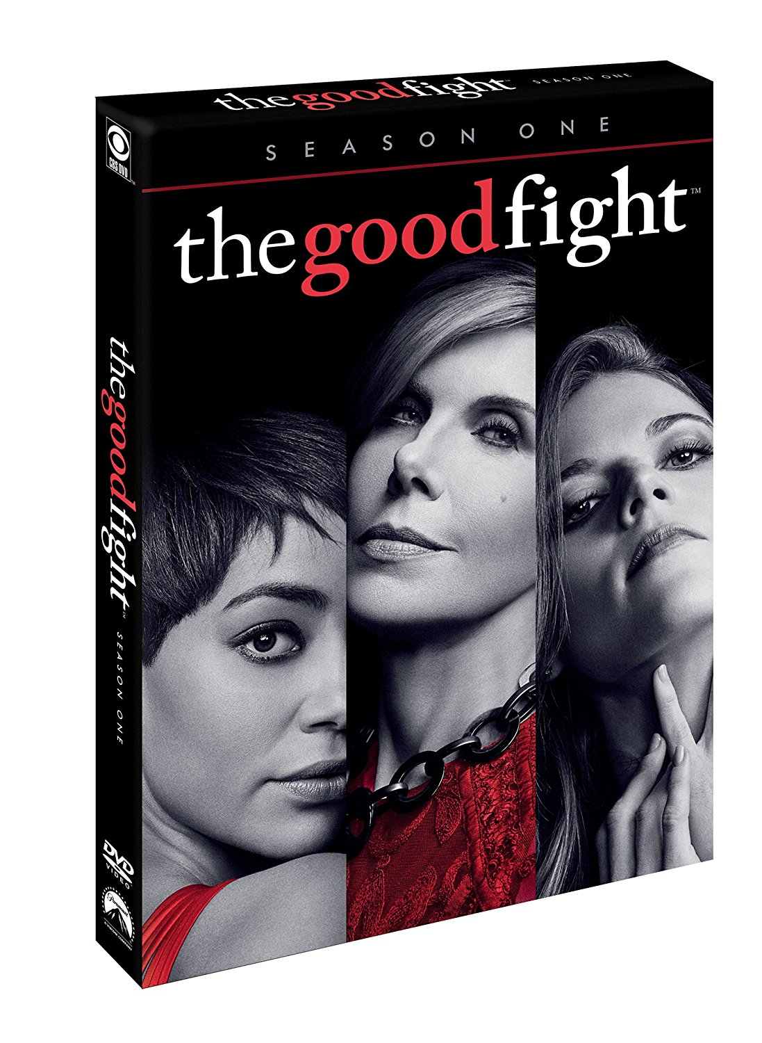 COF.THE GOOD FIGHT - STAGIONE 01 (3 DVD) (DVD)