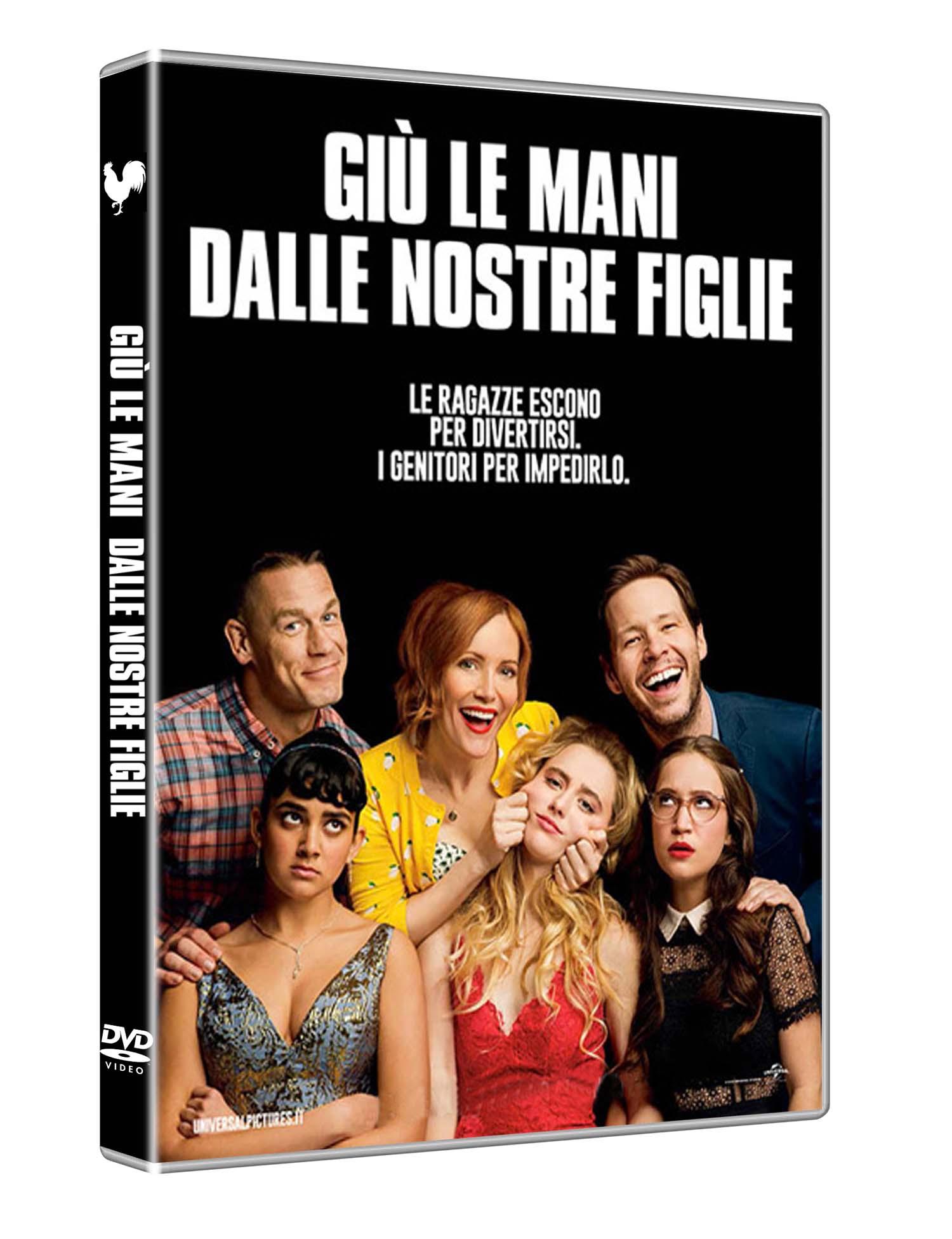 GIU' LE MANI DALLE NOSTRE FIGLIE (DVD)
