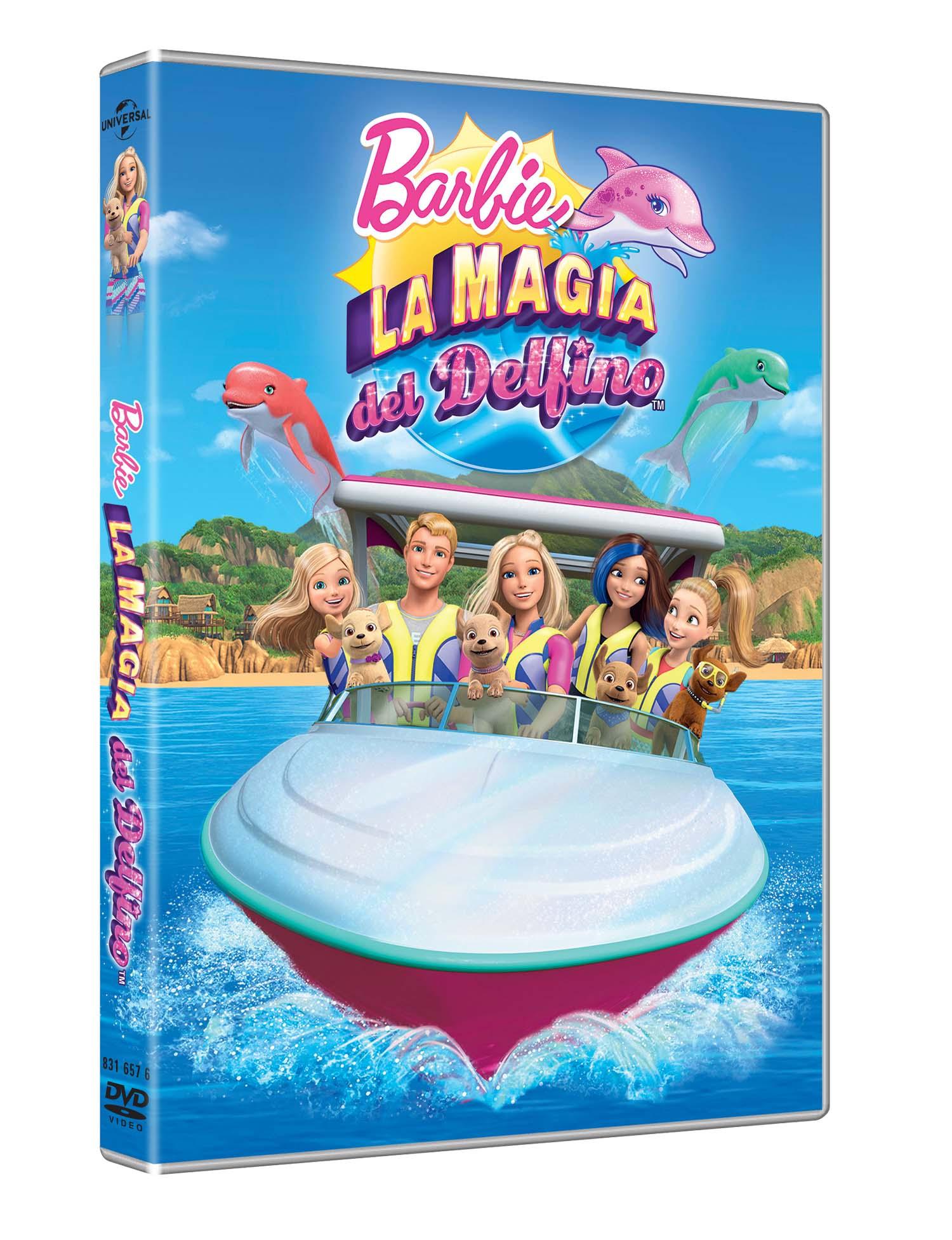 BARBIE - LA MAGIA DEL DELFINO (DVD)