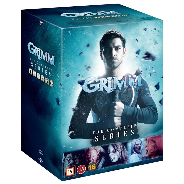 COF.GRIMM - LA SERIE COMPLETA (34 DVD) (DVD)