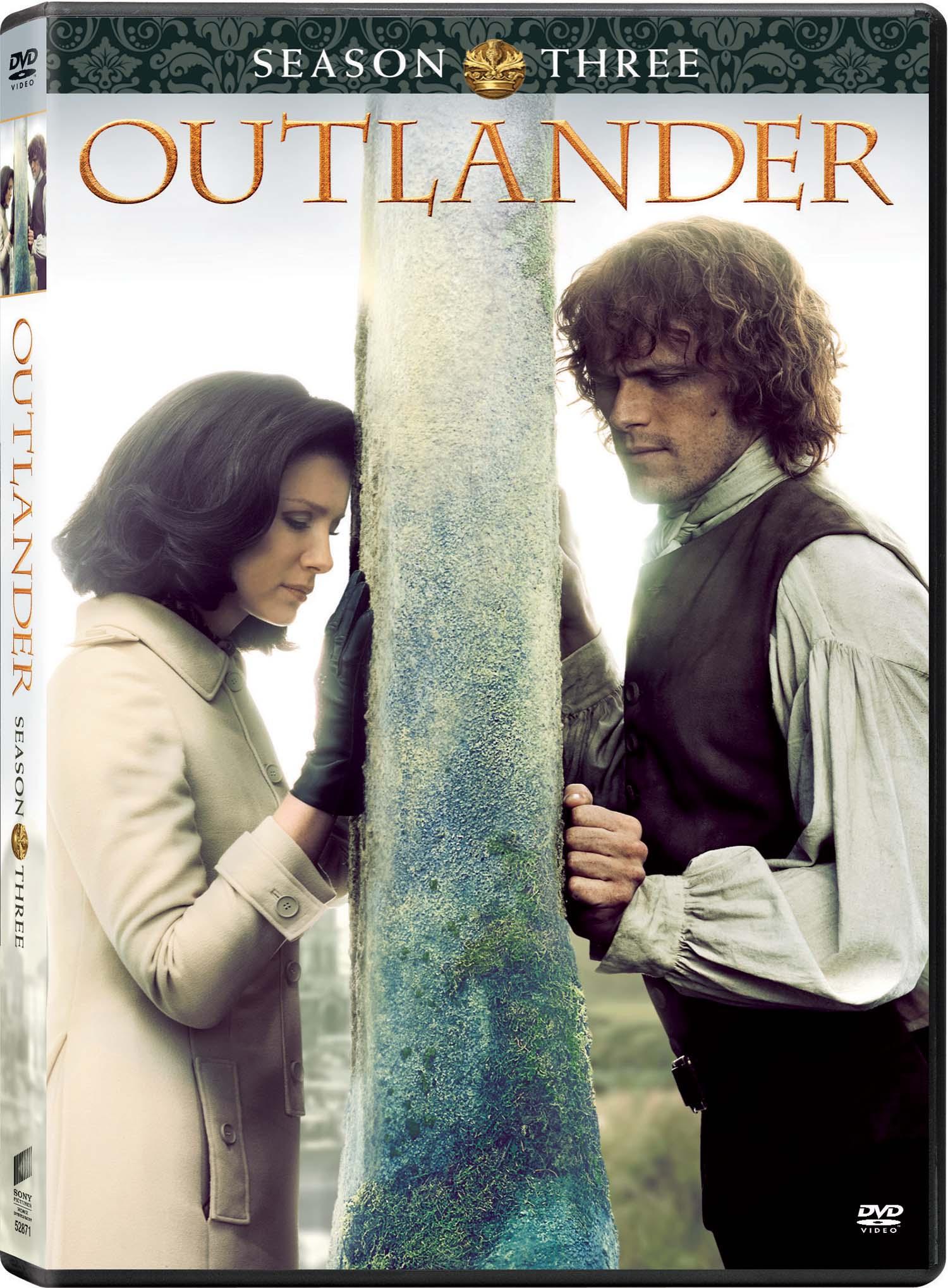 COF.OUTLANDER - STAGIONE 03 (5 DVD) (DVD)