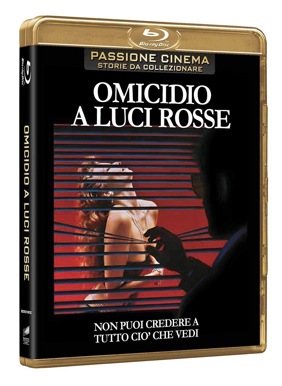 OMICIDIO A LUCI ROSSE - BLU RAY