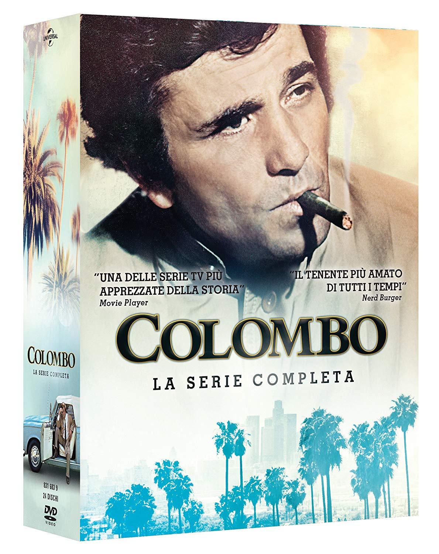 COF.COLOMBO - SERIE COMPLETA (24 DVD) (DVD)