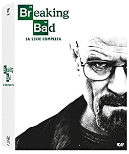COF.BREAKING BAD - LA SERIE COMPLETA (21 DVD) (DVD)