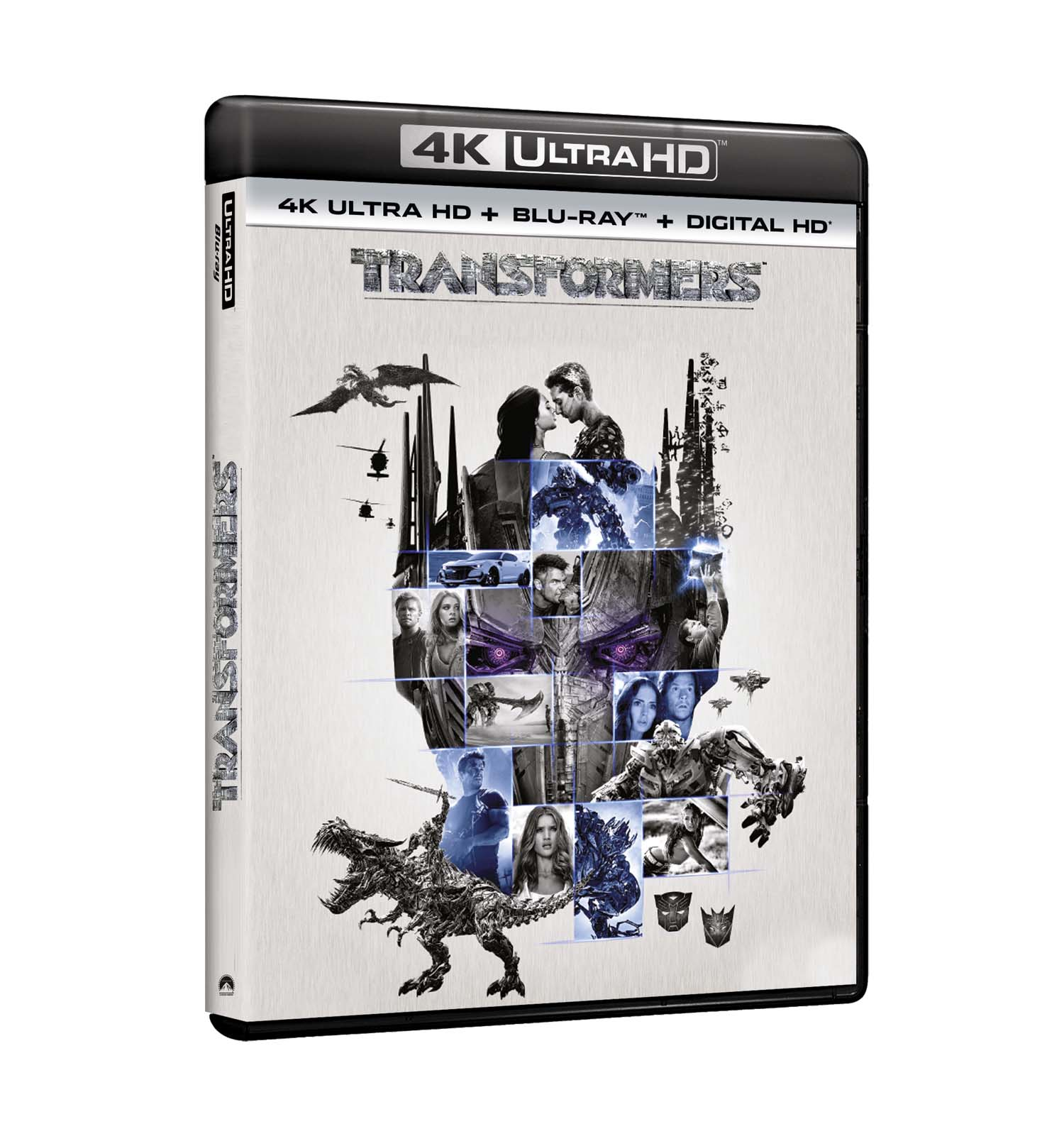 COF.TRANSFORMERS COLLECTION (5 BLU-RAY 4K ULTRA HD+5 BD)