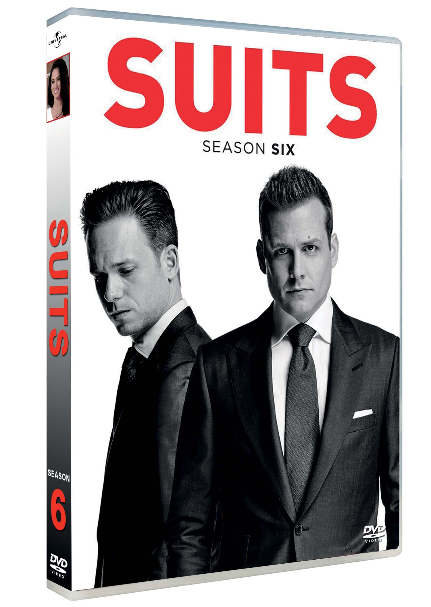COF.SUITS - STAGIONE 06 (4 DVD) (DVD)