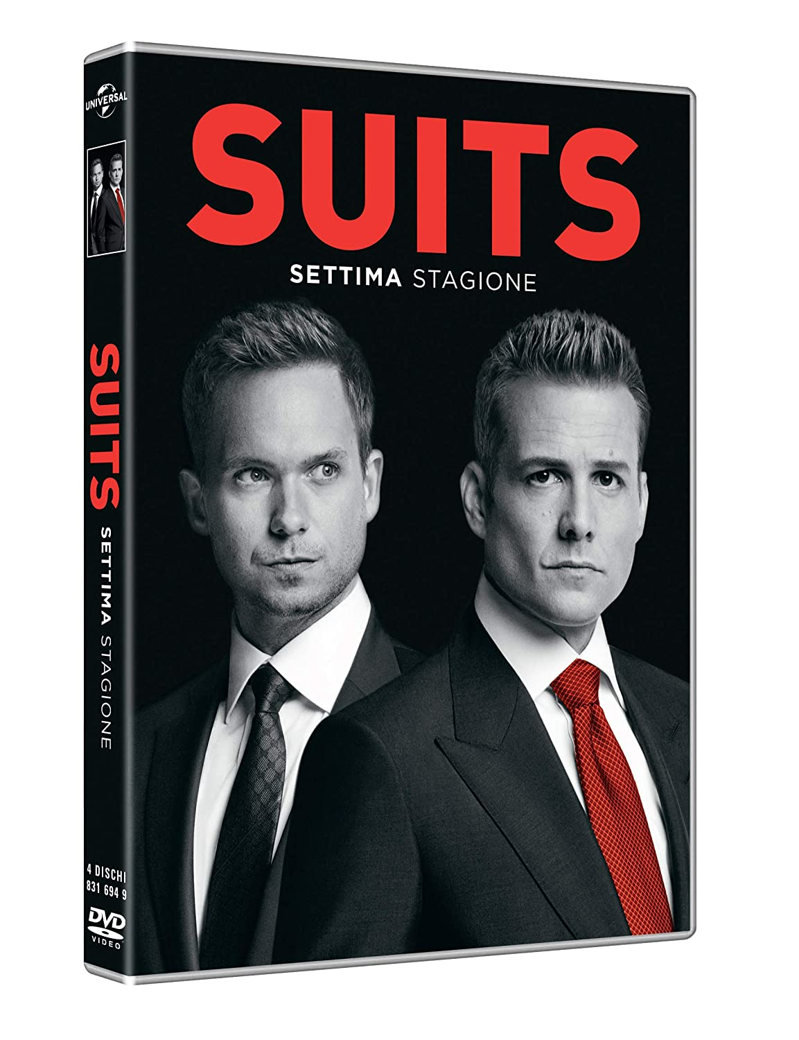 COF.SUITS - STAGIONE 07 (4 DVD) (DVD)