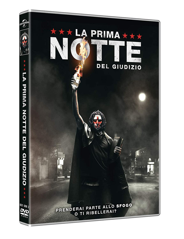 LA PRIMA NOTTE DEL GIUDIZIO (DVD)