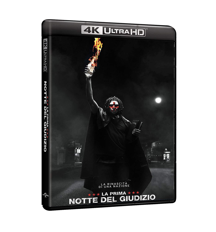 LA PRIMA NOTTE DEL GIUDIZIO (BLU-RAY 4K ULTRA HD+BLU-RAY)