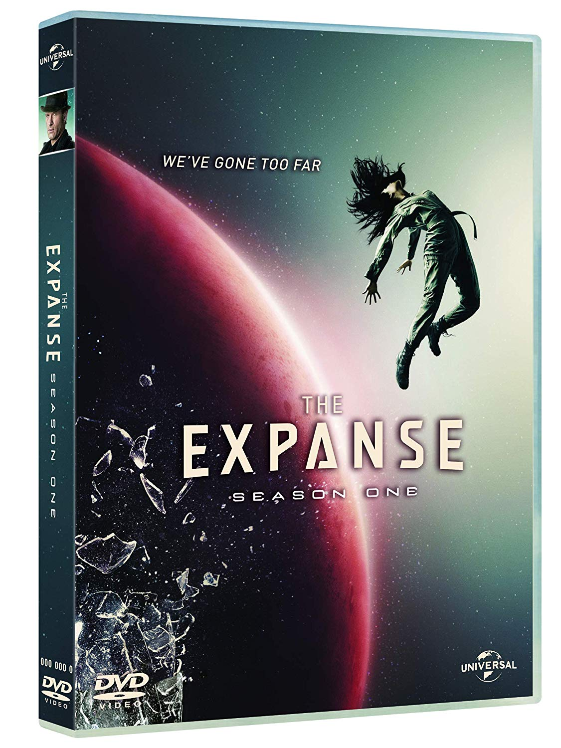 COF.THE EXPANSE - STAGIONE 01 (3 DVD) (DVD)