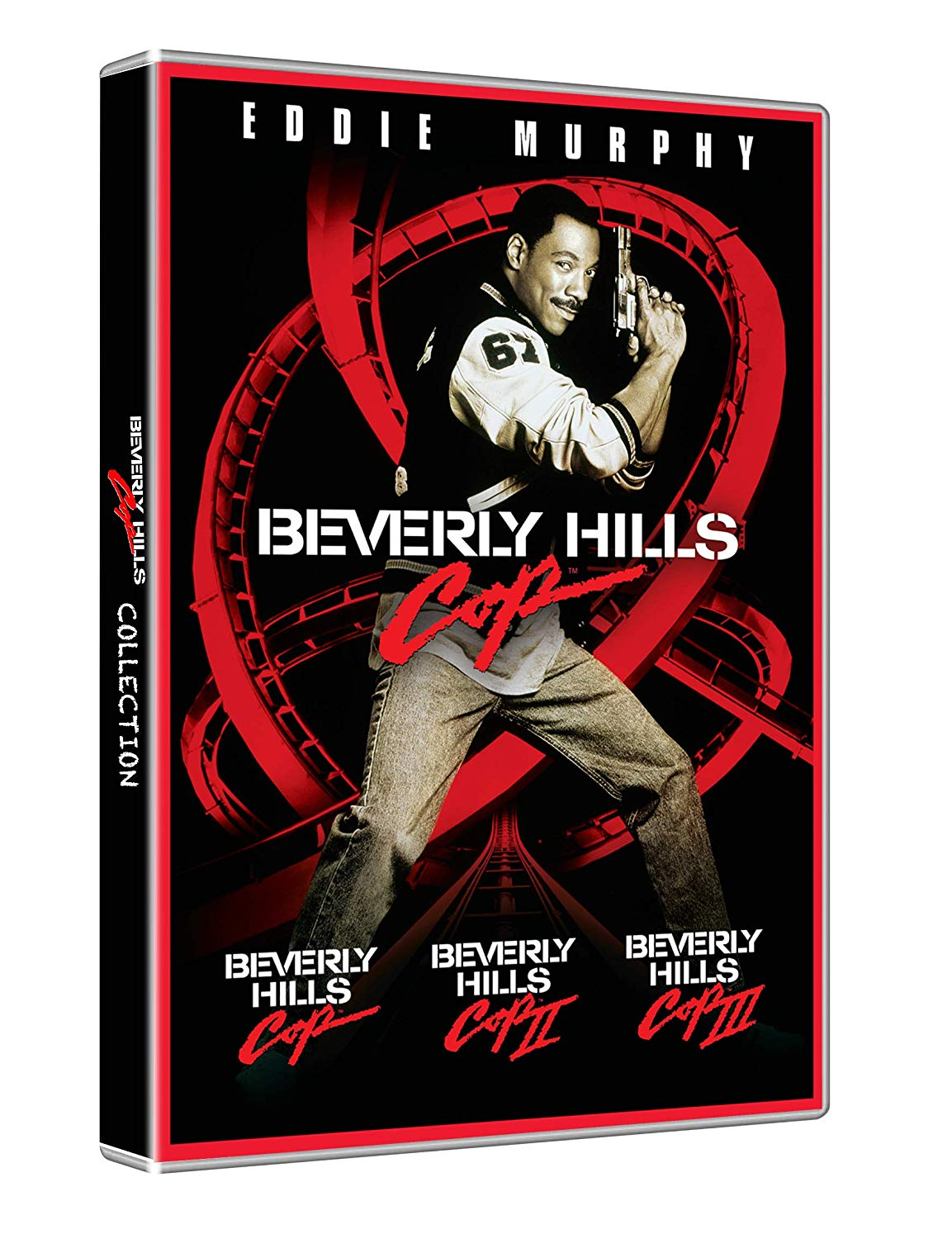 COF.BEVERLY HILLS COP COLLECTION (3 DVD) (DVD)