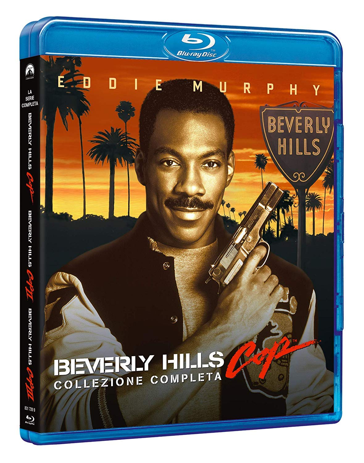 COF.BEVERLY HILLS COP COLLECTION (3 BLU-RAY)