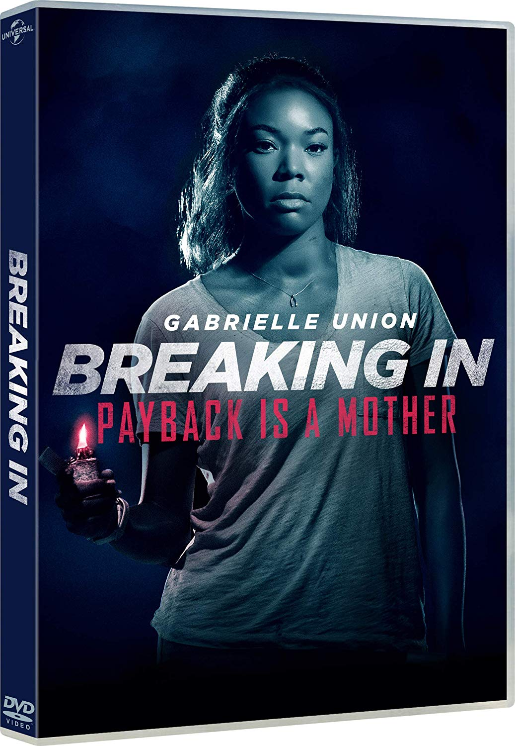 BREAKING IN (DVD)
