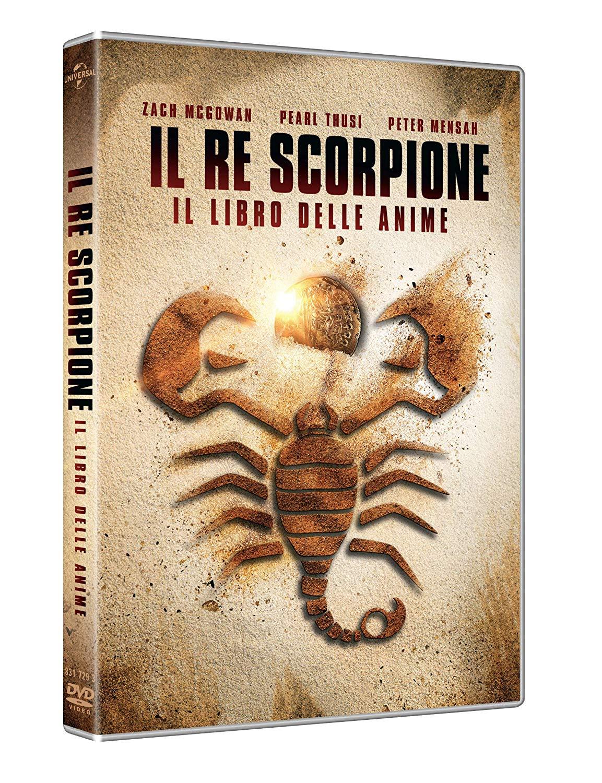 IL RE SCORPIONE 5 - IL LIBRO DELLE ANIME (DVD)