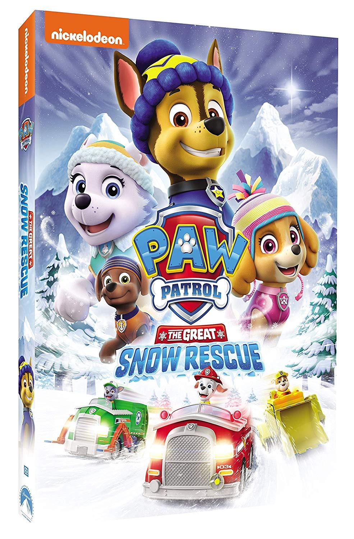 PAW PATROL - I CUCCIOLI SULLA NEVE (DVD)