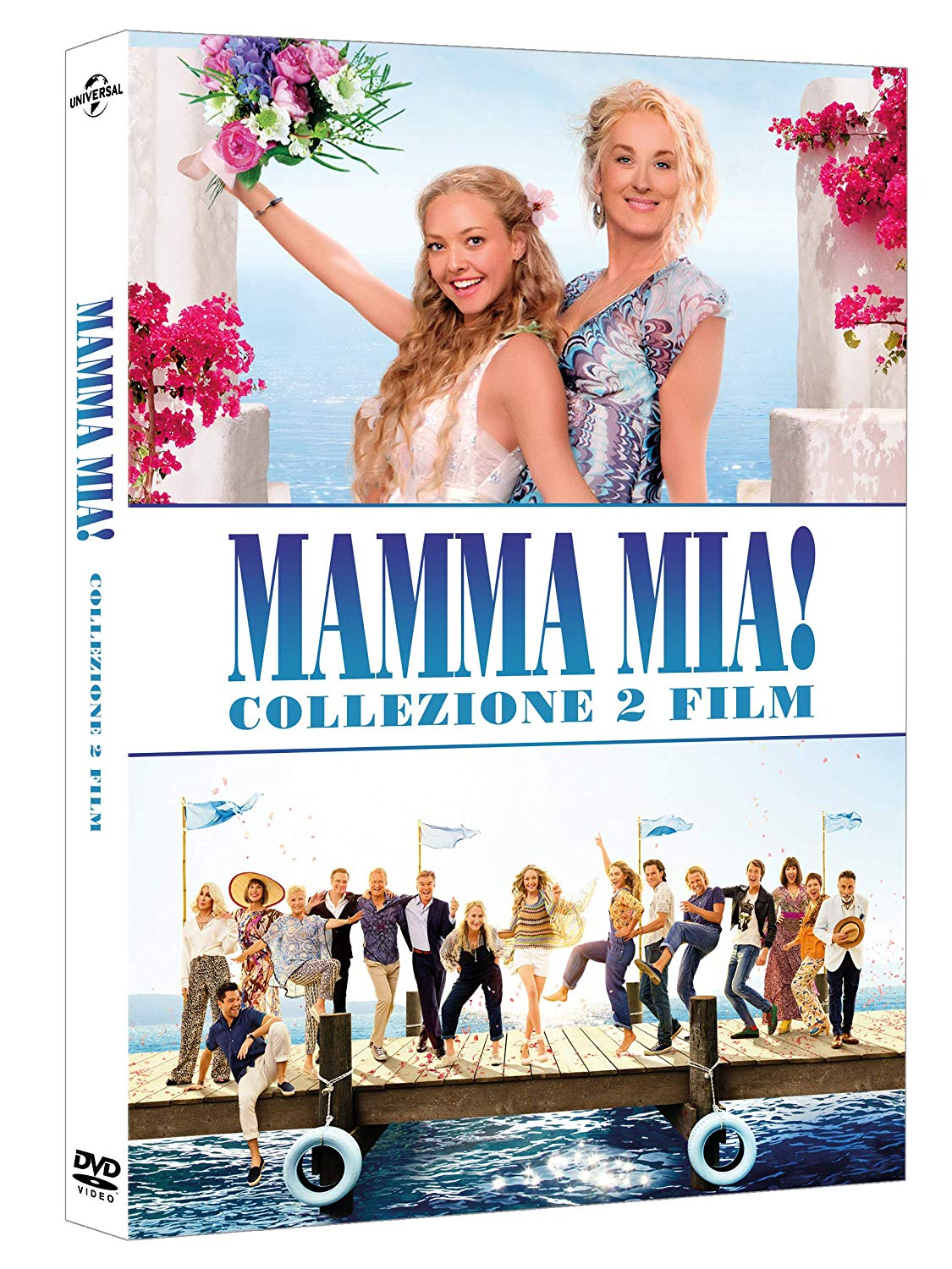 COF.MAMMA MIA COLLECTION (2 DVD) (DVD)