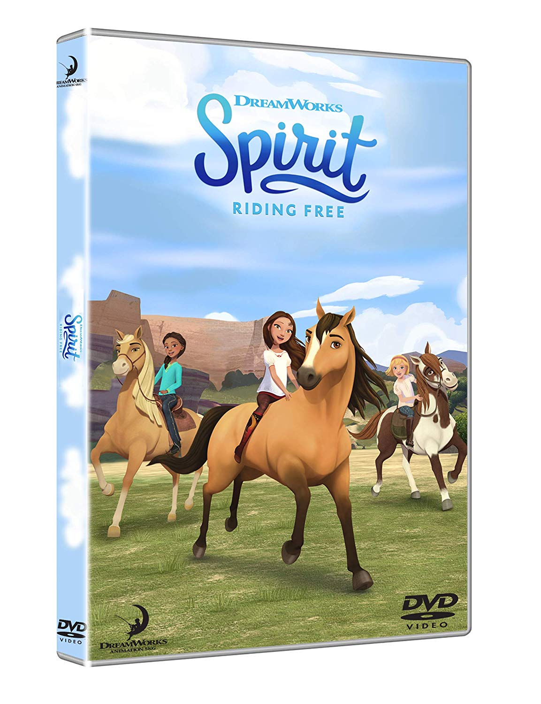SPIRIT - AVVENTURE IN LIBERTA' - STAGIONE 01 (DVD)