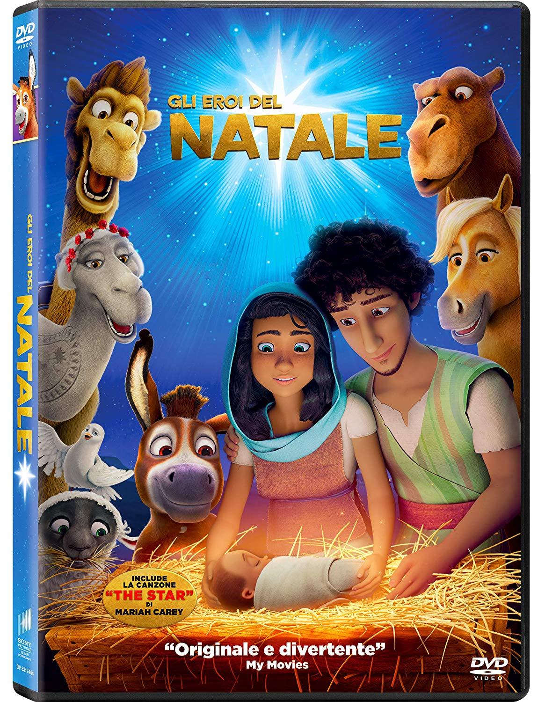 GLI EROI DEL NATALE (DVD)