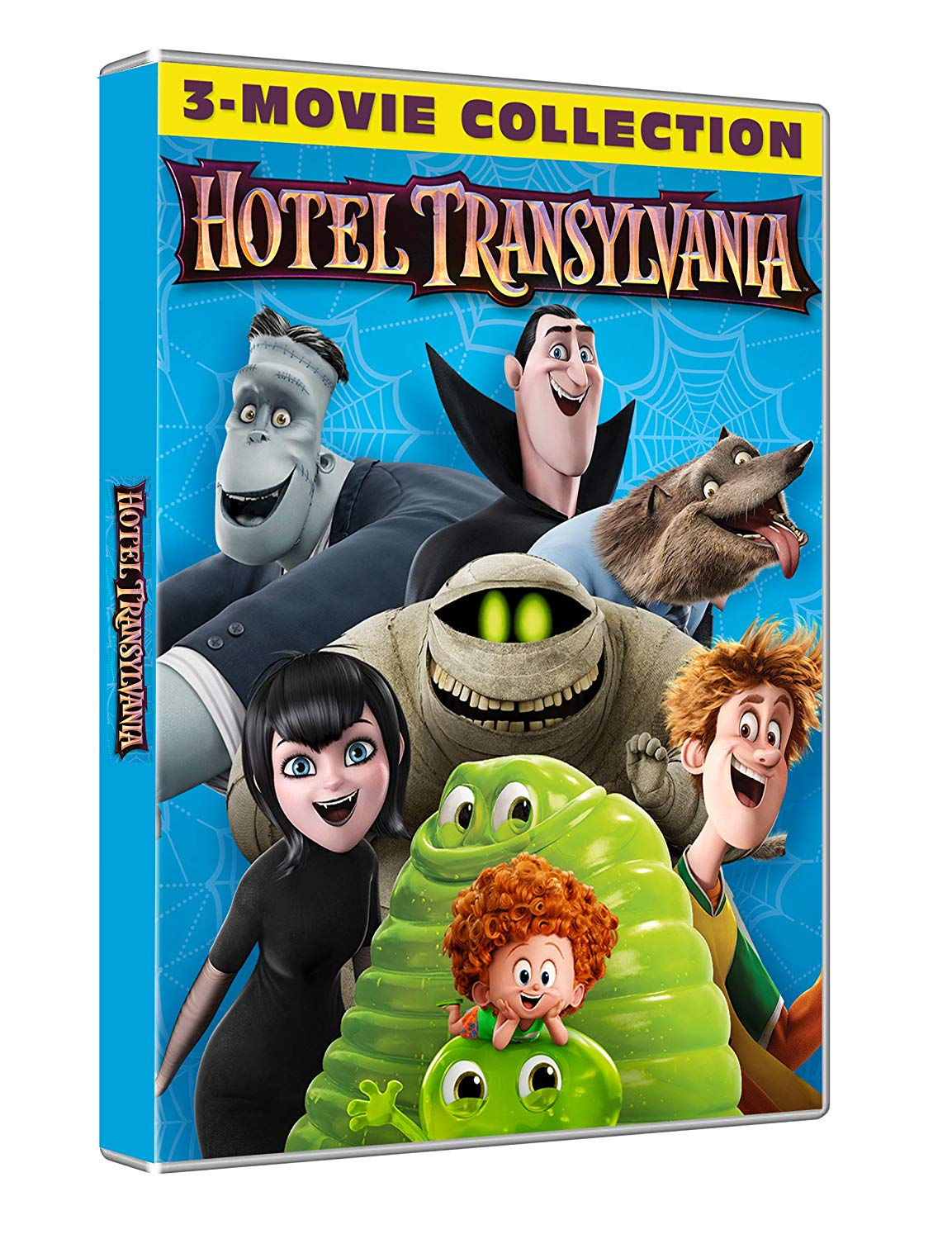 COF.HOTEL TRANSYLVANIA COLLECTION (3 DVD) (DVD)