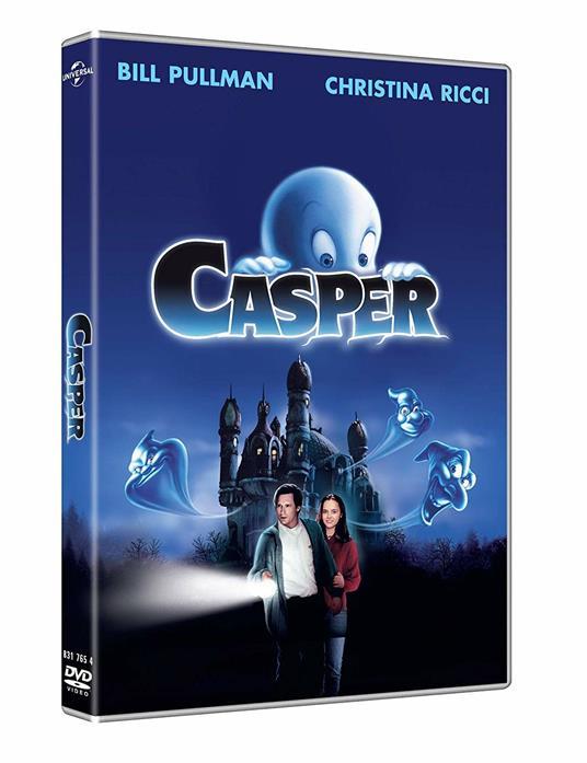 CASPER - IL FILM (DVD)