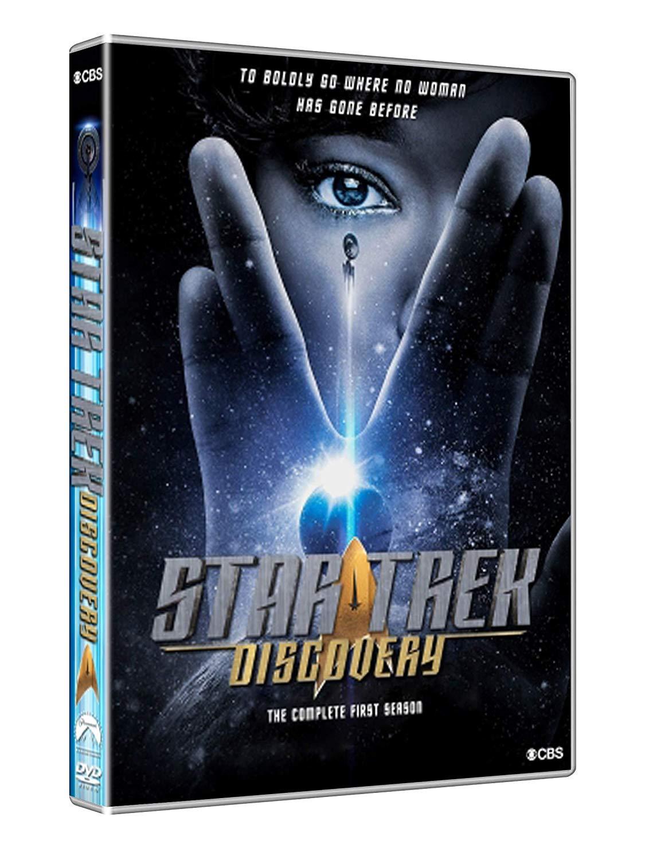 COF.STAR TREK: DISCOVERY - STAGIONE 01 (4 DVD) (DVD)