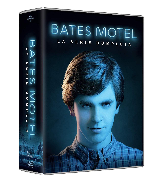COF.BATES MOTEL - LA SERIE COMPLETA (15 DVD) (DVD)