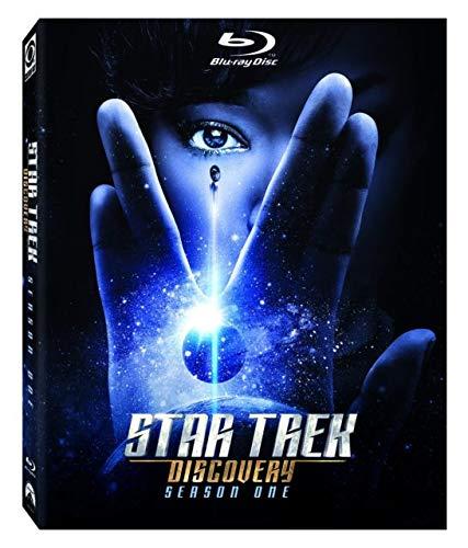 COF.STAR TREK: DISCOVERY - STAGIONE 01 (4 BLU-RAY)