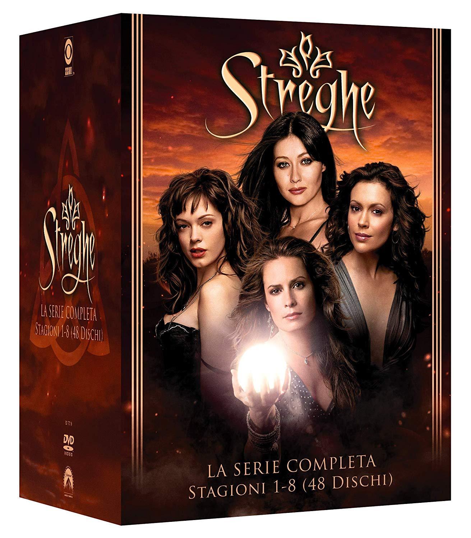 COF.STREGHE - LA SERIE COMPLETA (48 DVD) (DVD)
