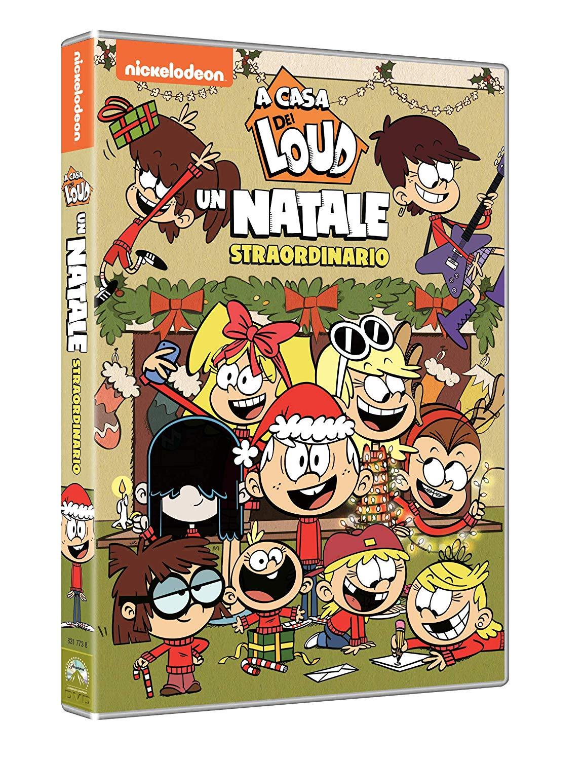 THE LOUD HOUSE - UN NATALE STRAORDINARIO (DVD)