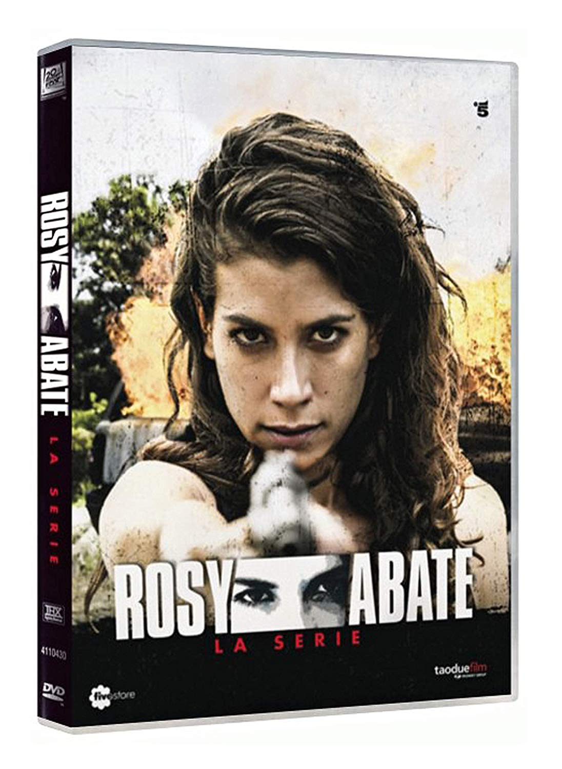 COF.ROSY ABATE - STAGIONE 01 (3 DVD) (DVD)
