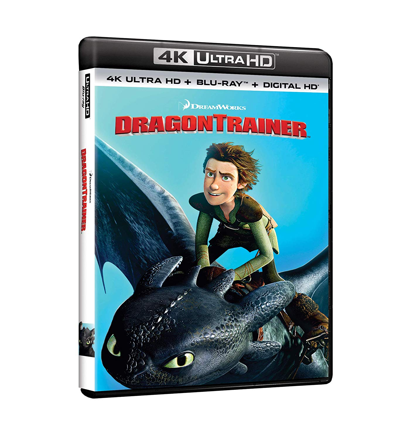 DRAGON TRAINER (BLU-RAY 4K ULTRA HD+BLU-RAY)