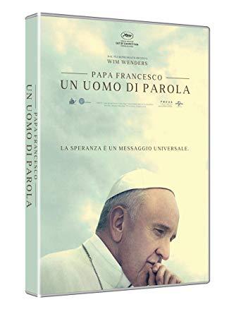 PAPA FRANCESCO: UN UOMO DI PAROLA - BLU RAY (DVD)
