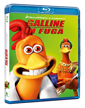 GALLINE IN FUGA - BLU RAY