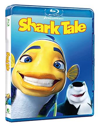 SHARK TALE - BLU RAY