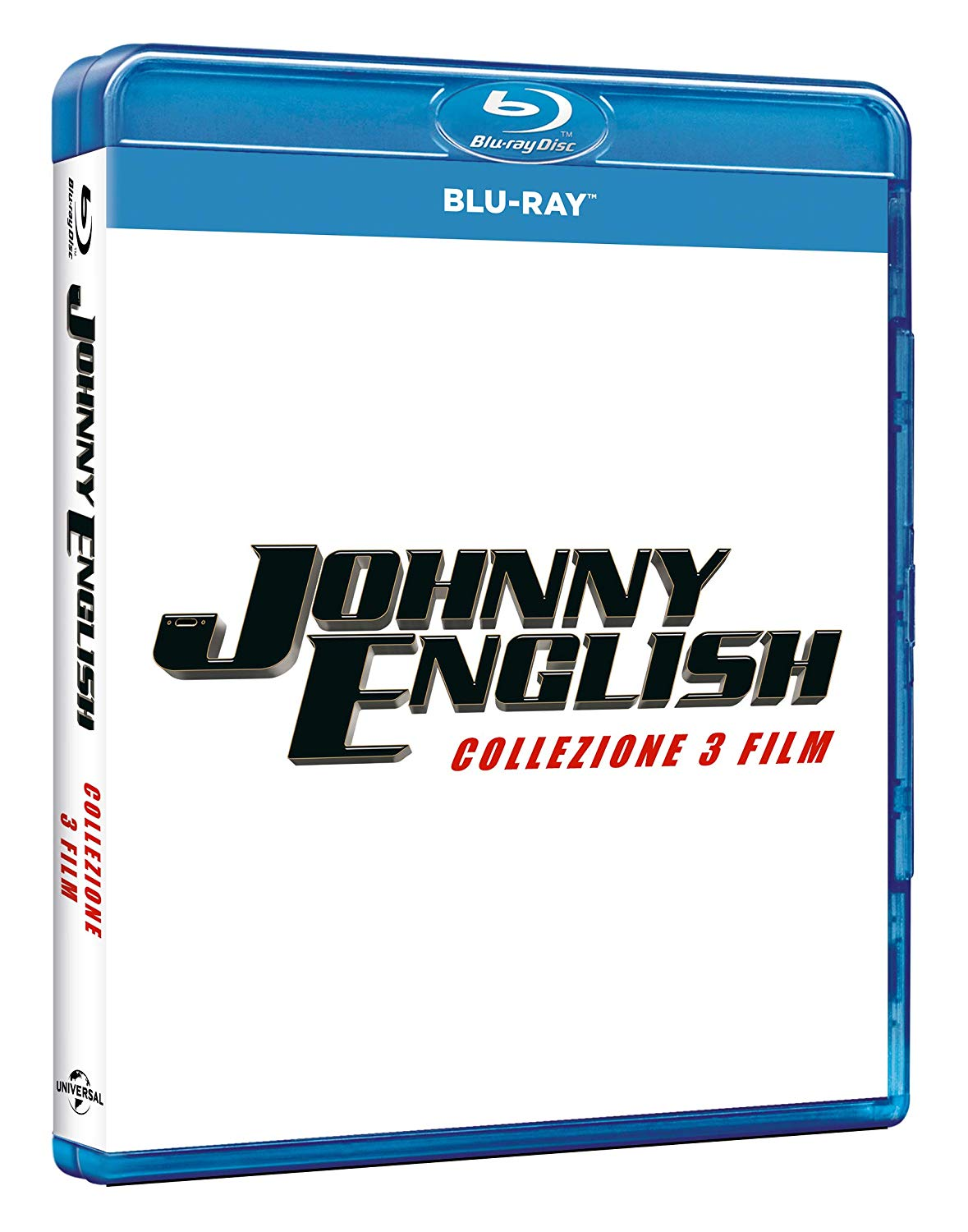 COF.JOHNNY ENGLISH 3 MOVIE COLLECTION (3 BLU-RAY)