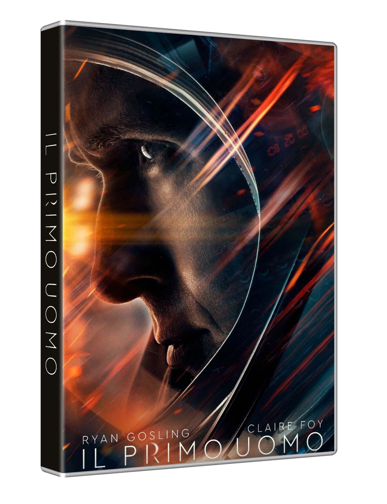 IL PRIMO UOMO - FIRST MAN (DVD)