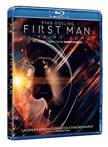 IL PRIMO UOMOB - FIRST MAN - BLU RAY